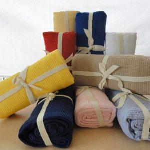 Fleece takaró